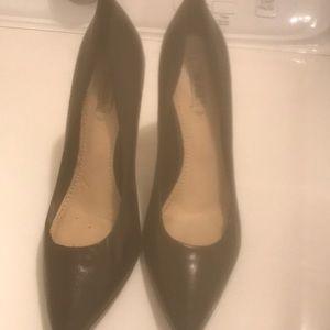 Platform Guess Heels